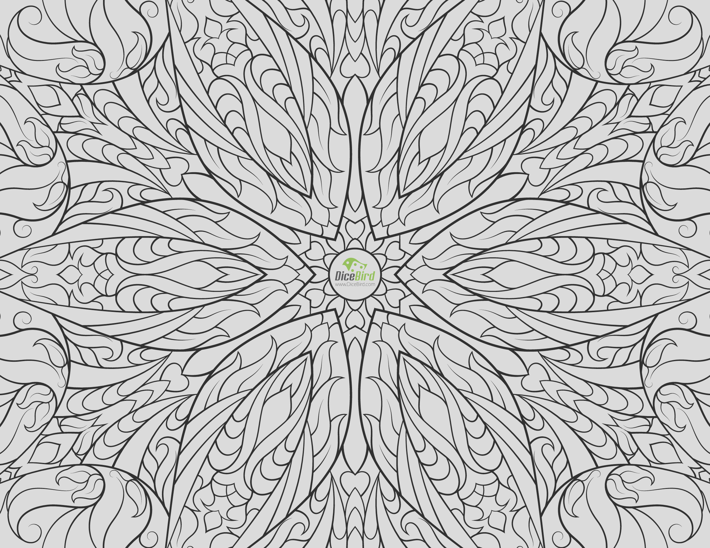 very difficult coloring pages for adults