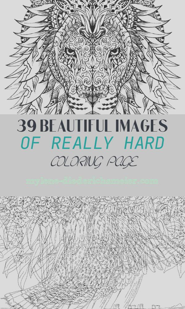 Really Hard Coloring Page Luxury Hard Coloring Pages for Adults Best Coloring Pages for Kids