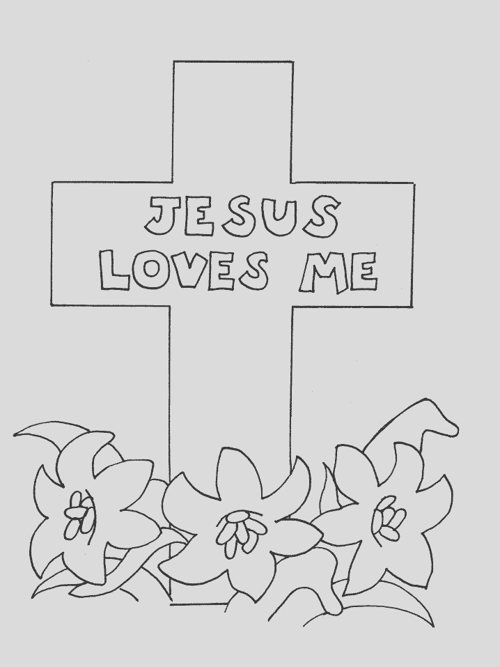 coloring pages christian