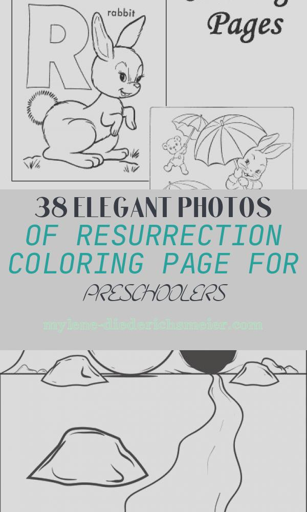Resurrection Coloring Page for Preschoolers Elegant 17 Best Images About Easter Coloring Pages On Pinterest
