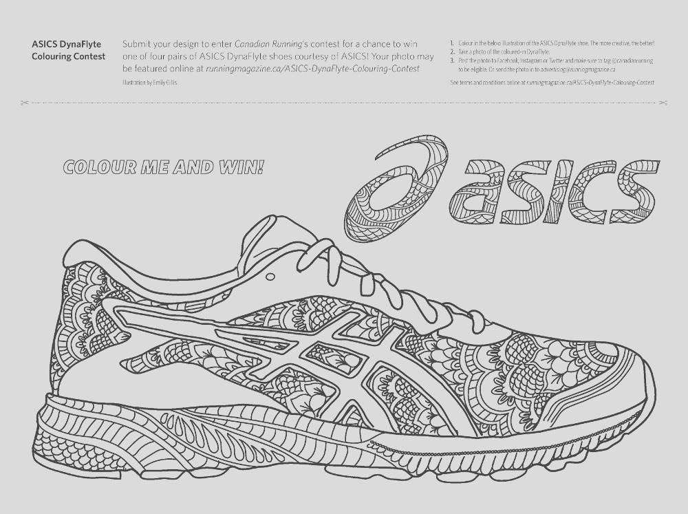 running shoes coloring sheet sketch templates