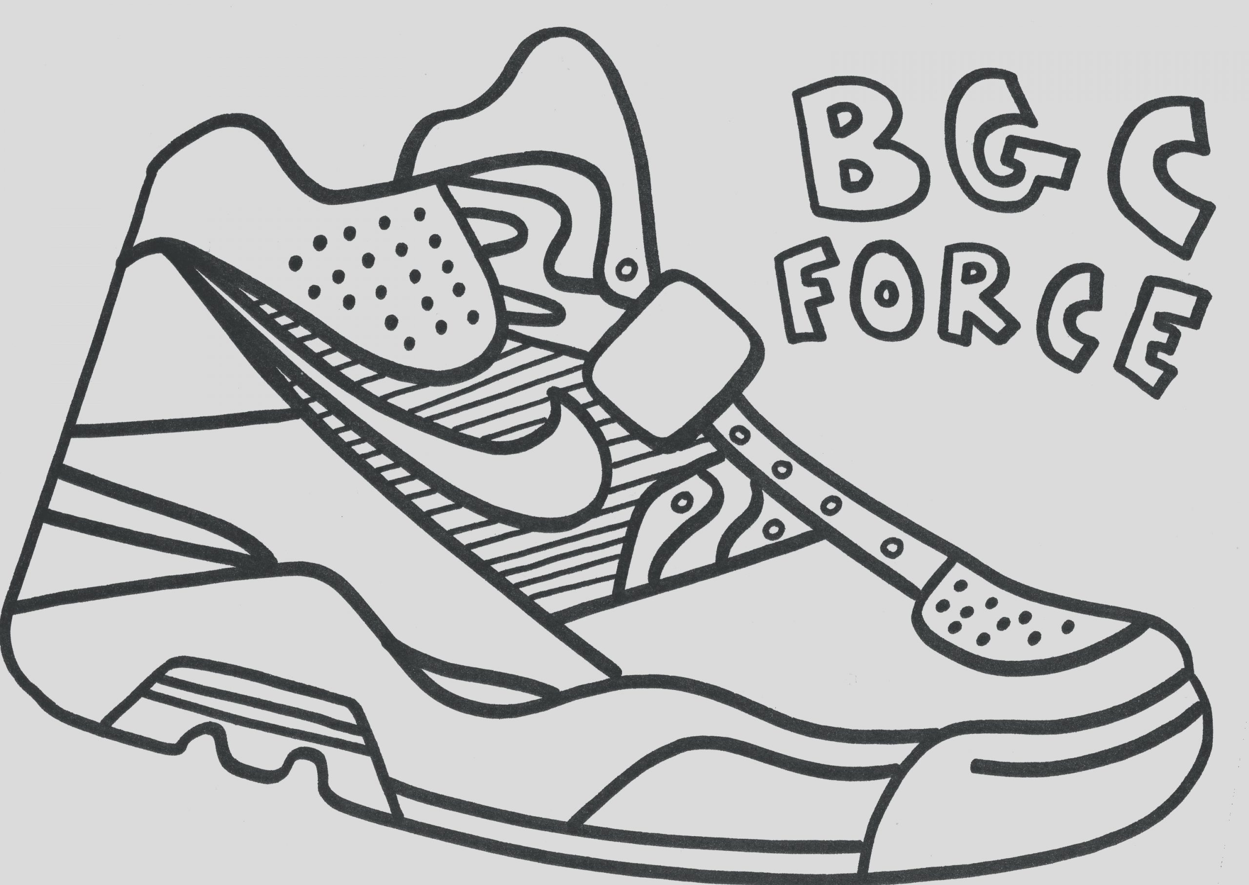 stephen curry shoes sketch templates