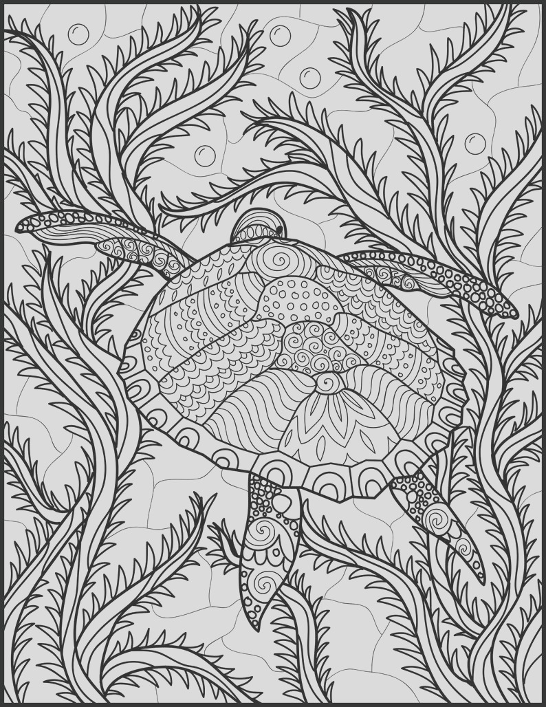 2 adult coloring pages animal coloring