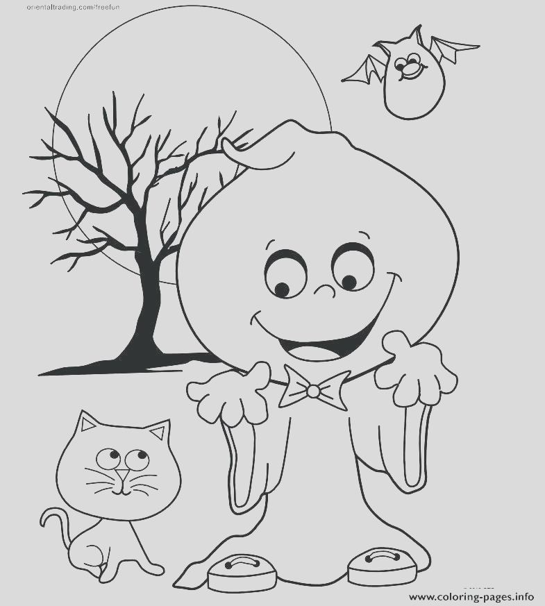 funny monster coloring pages