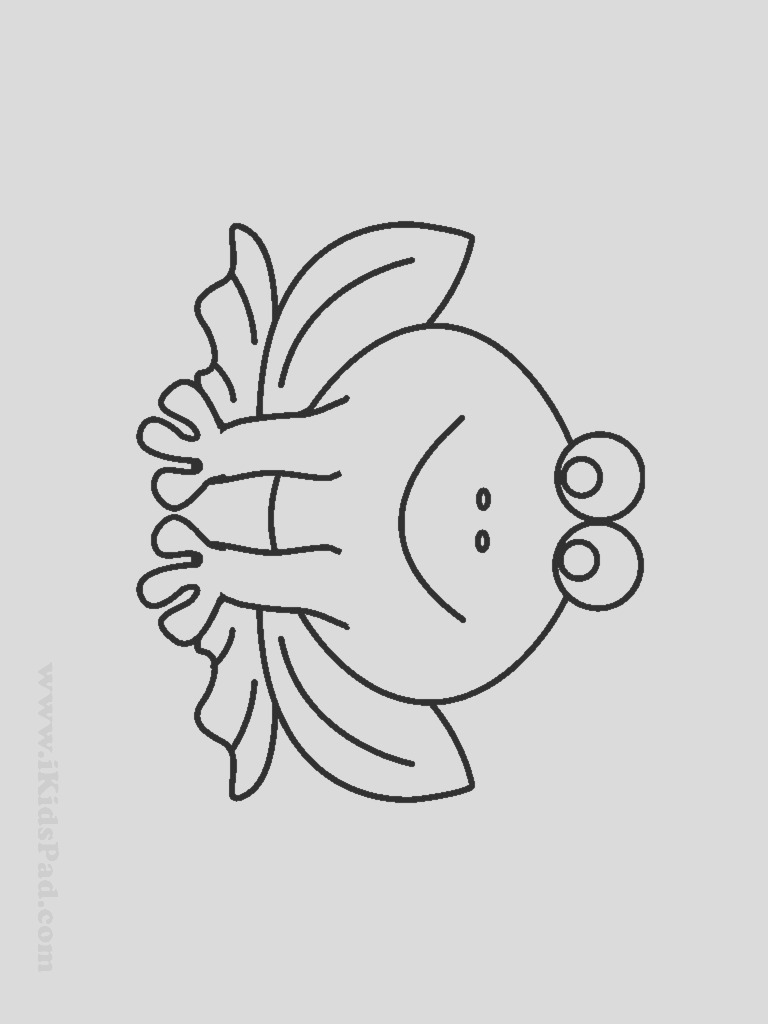 kindergarten coloring pages easy