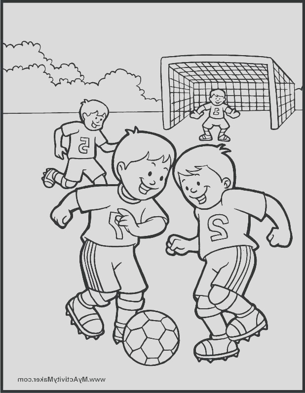 soccer girl coloring page