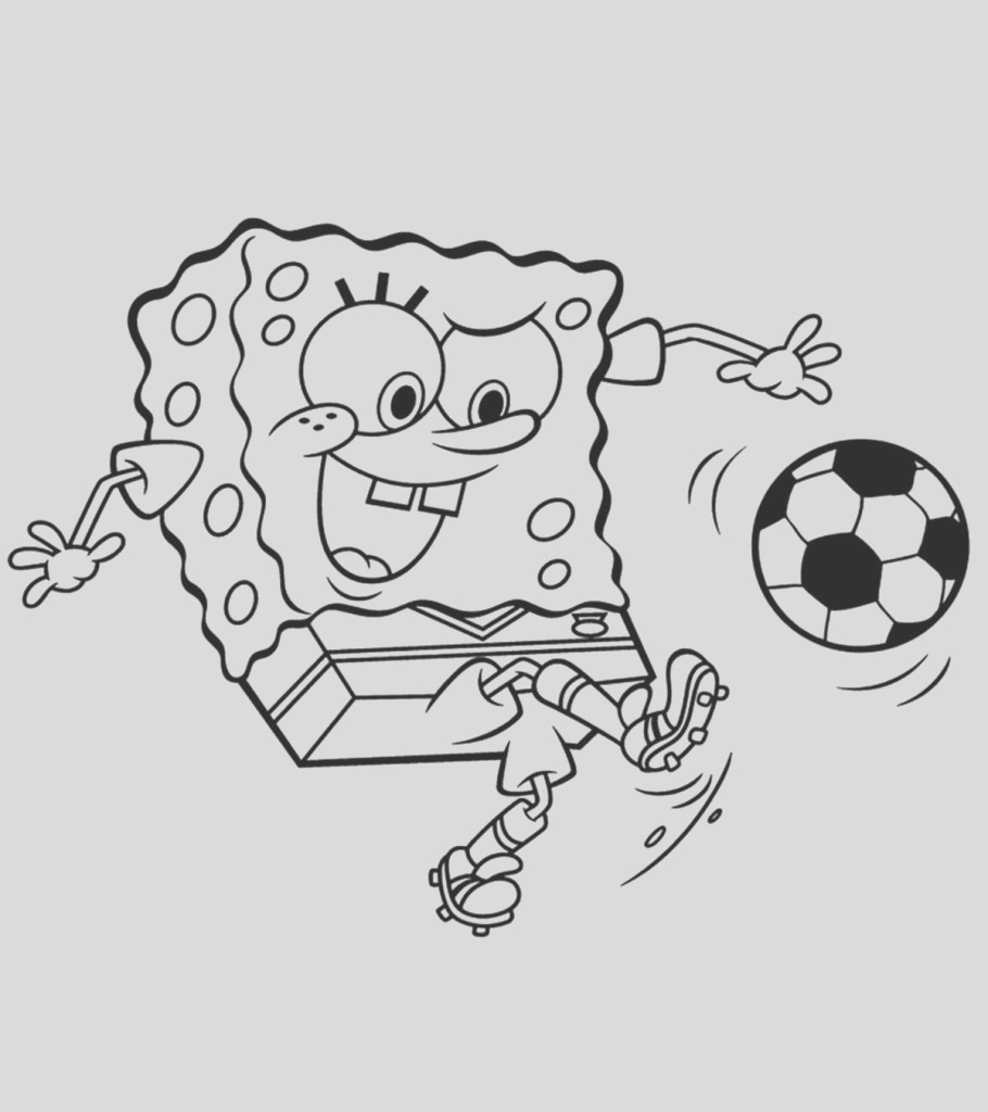 best soccer coloring pages for your little ones