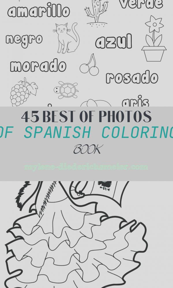 Spanish Coloring Book Awesome Spanish Numbers Coloring Pages at Getcolorings