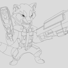 star lord guardians of the galaxy