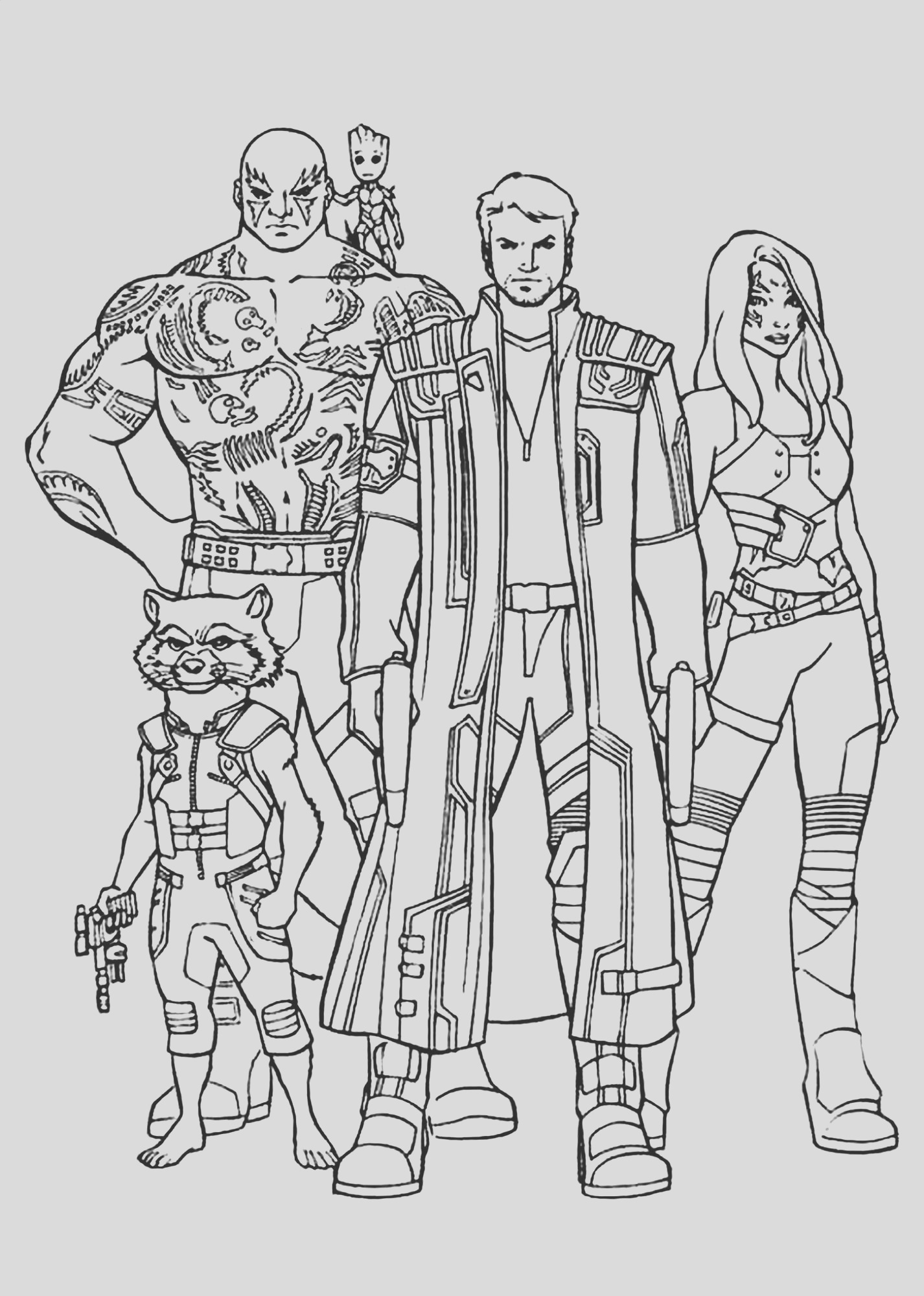 image=guardians coloring pages for children guardians of galaxy 1