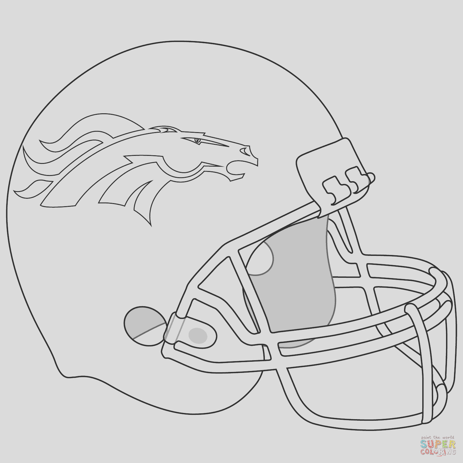 super bowl drawing