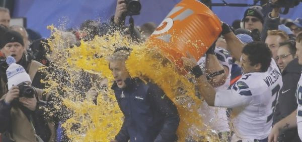 gatorade bath color odds prop super bowl 50 look back past sb games