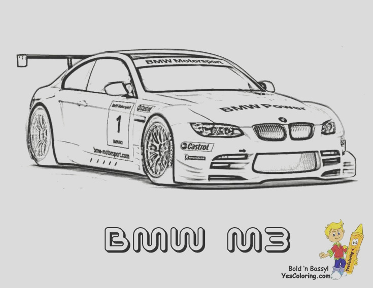 cool super car coloring pages