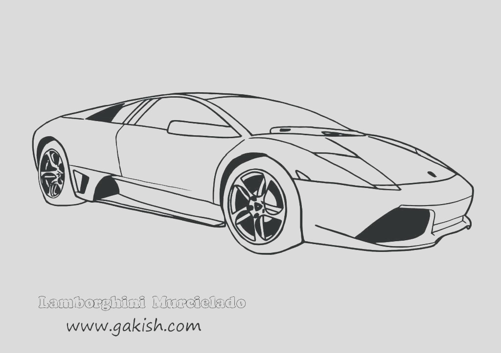supercar coloring pages