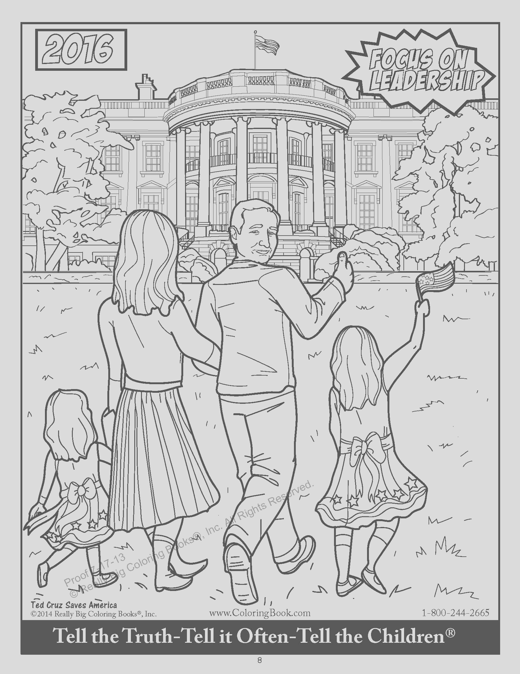 i colored the new ted cruz coloring book so you dont have to