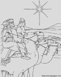 three kings day coloring pages los tres