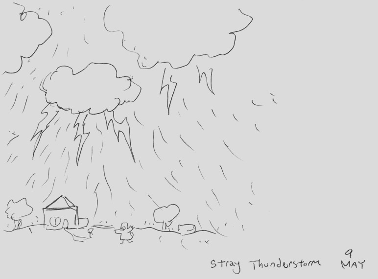 thunderstorms 5 9
