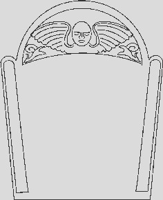 tombstone sketch templates