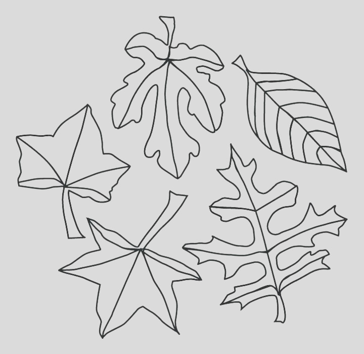 crayola fall coloring pages