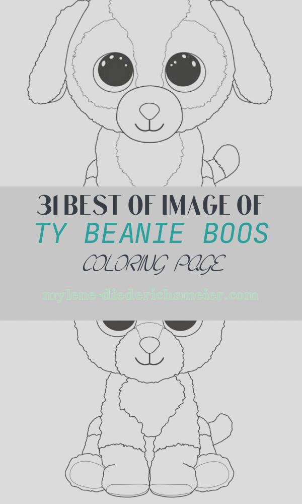 Ty Beanie Boos Coloring Page Elegant 30 Best Images About Ty Beanie Kleurplaten On Pinterest