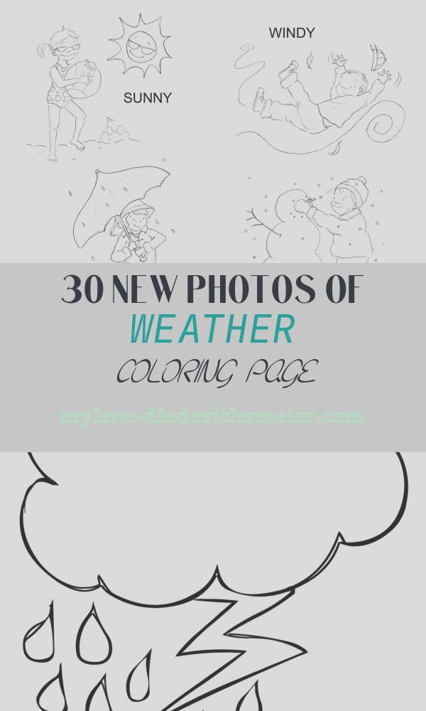 Weather Coloring Page Best Of Michelle Henninger Weather Coloring Sheet