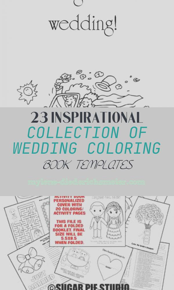 Wedding Coloring Book Templates Best Of Kids' Coloring and Activity Book