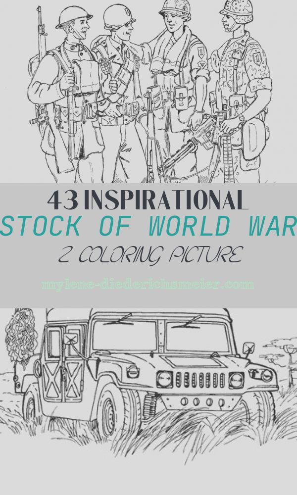 World War 2 Coloring Picture Fresh World War 2 In 2019