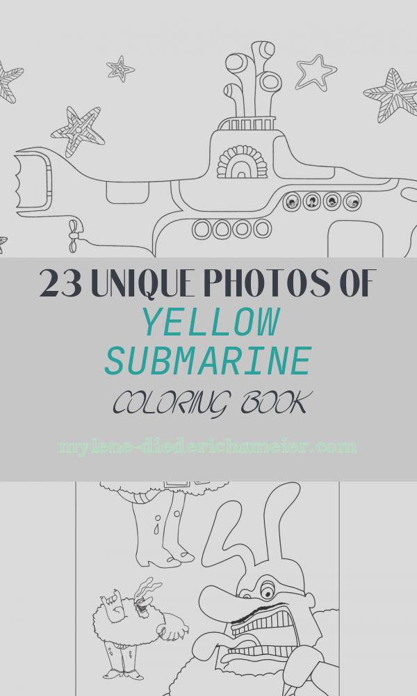 Yellow Submarine Coloring Book Luxury the 11 Best Music themed Coloring Books for Kids and