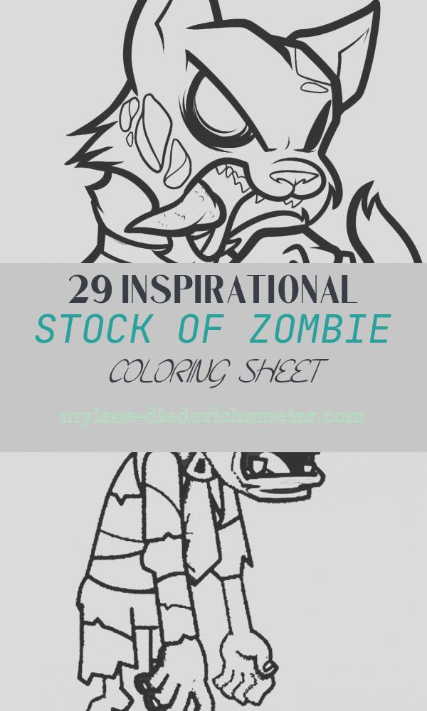 Zombie Coloring Sheet Elegant Scary Zombie Coloring Pages Coloring Home