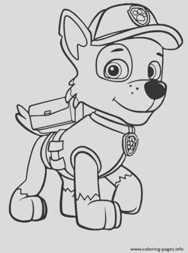 paw patrol zuma 2 printable coloring pages book