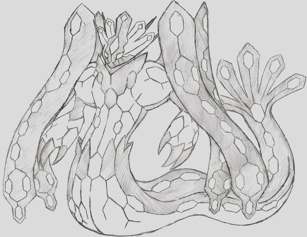 Project Fakemon Zygarde forme