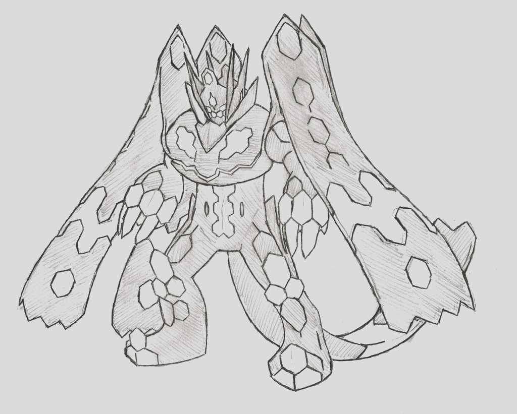 Zygarde Perfect Forme