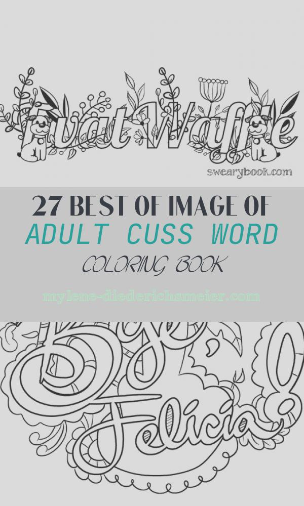 Adult Cuss Word Coloring Book Awesome Unavailable Listing On Etsy