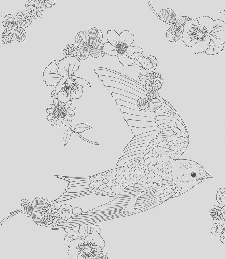 coloring pages to print harmony of nature