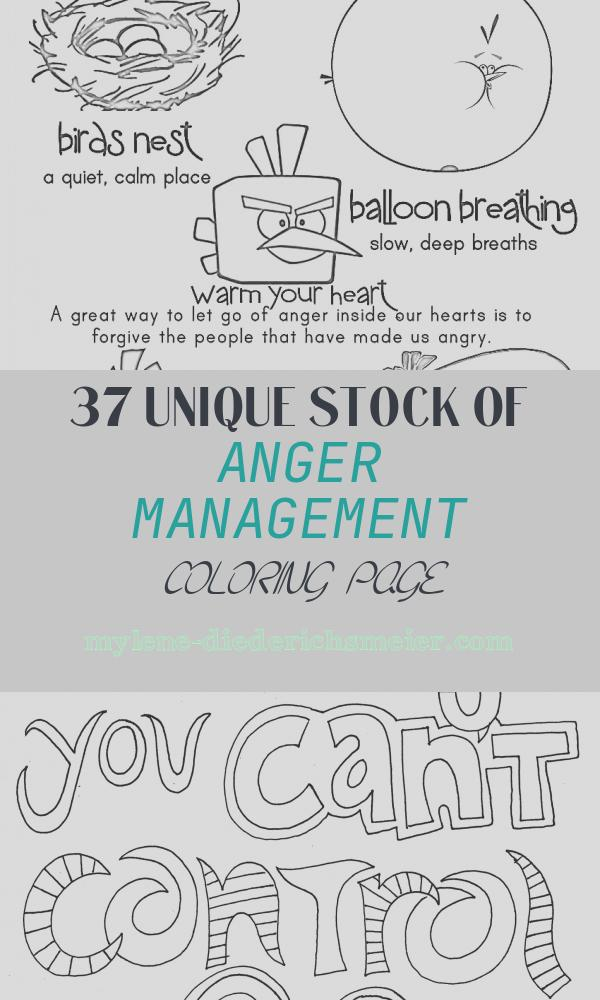 Anger Management Coloring Page Luxury 27 Anger Management Coloring Pages Collection Coloring