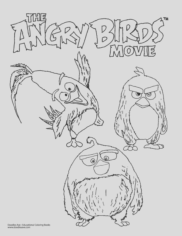 angry birds movie doodles