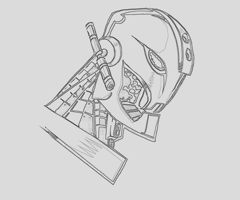 ultron ultron face coloring pages