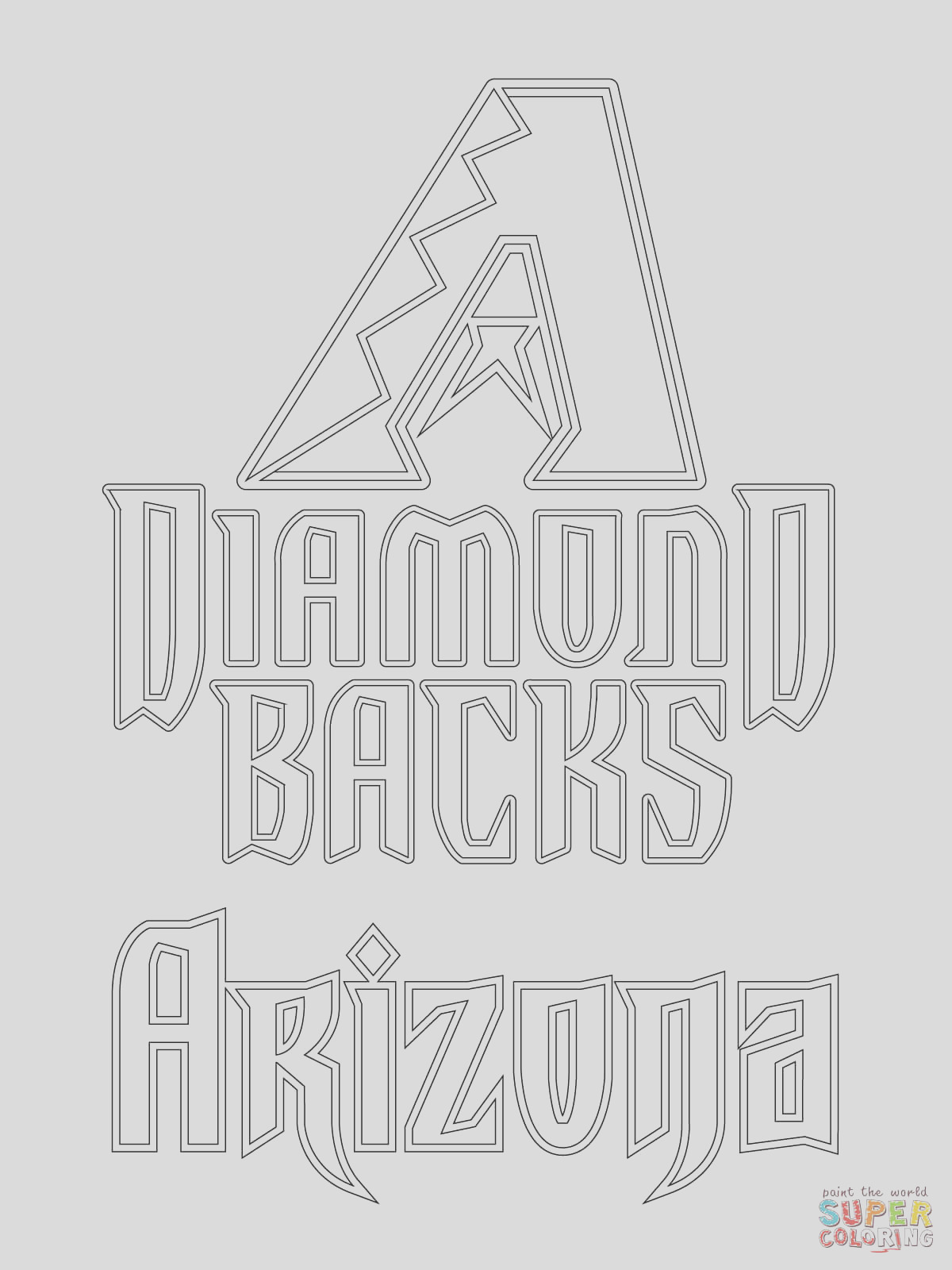 az cardinals coloring pages