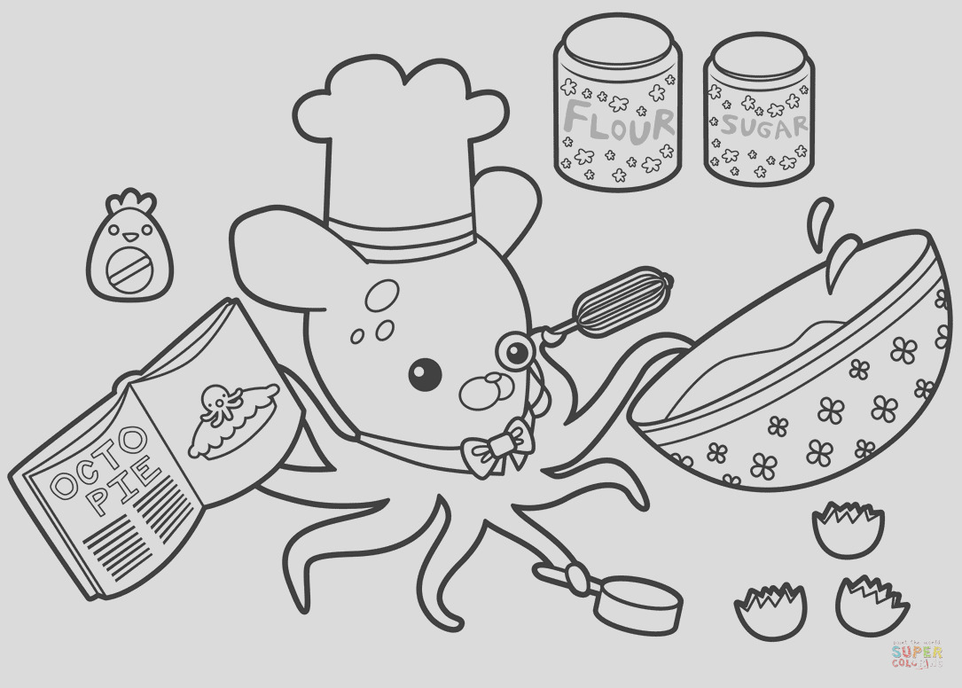 baking with professor inkling