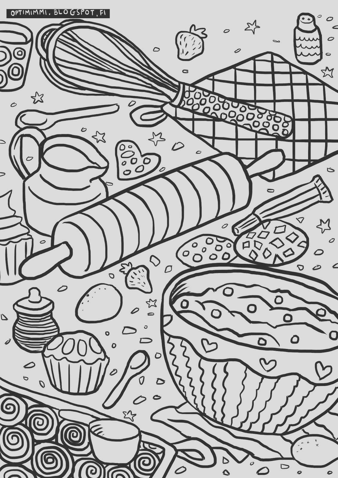 2017 coloring pages 2017 varityskuvat