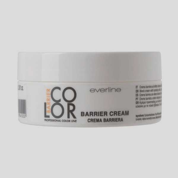 5405 everline hair solution barrier cream skin protection professional color line protection for the skin
