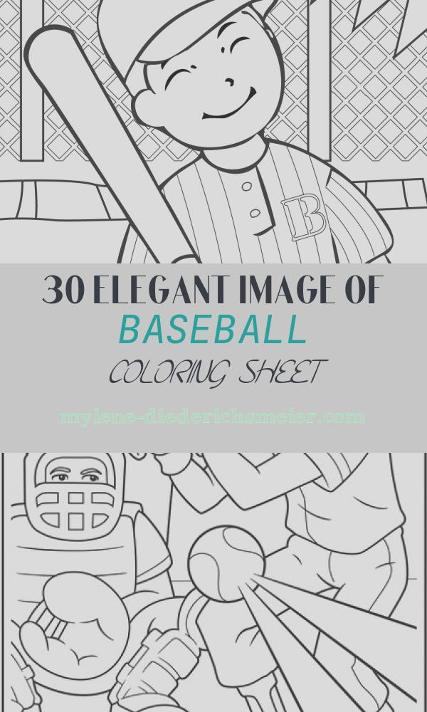 Baseball Coloring Sheet Luxury Free Printable Baseball Coloring Pages for Kids Best