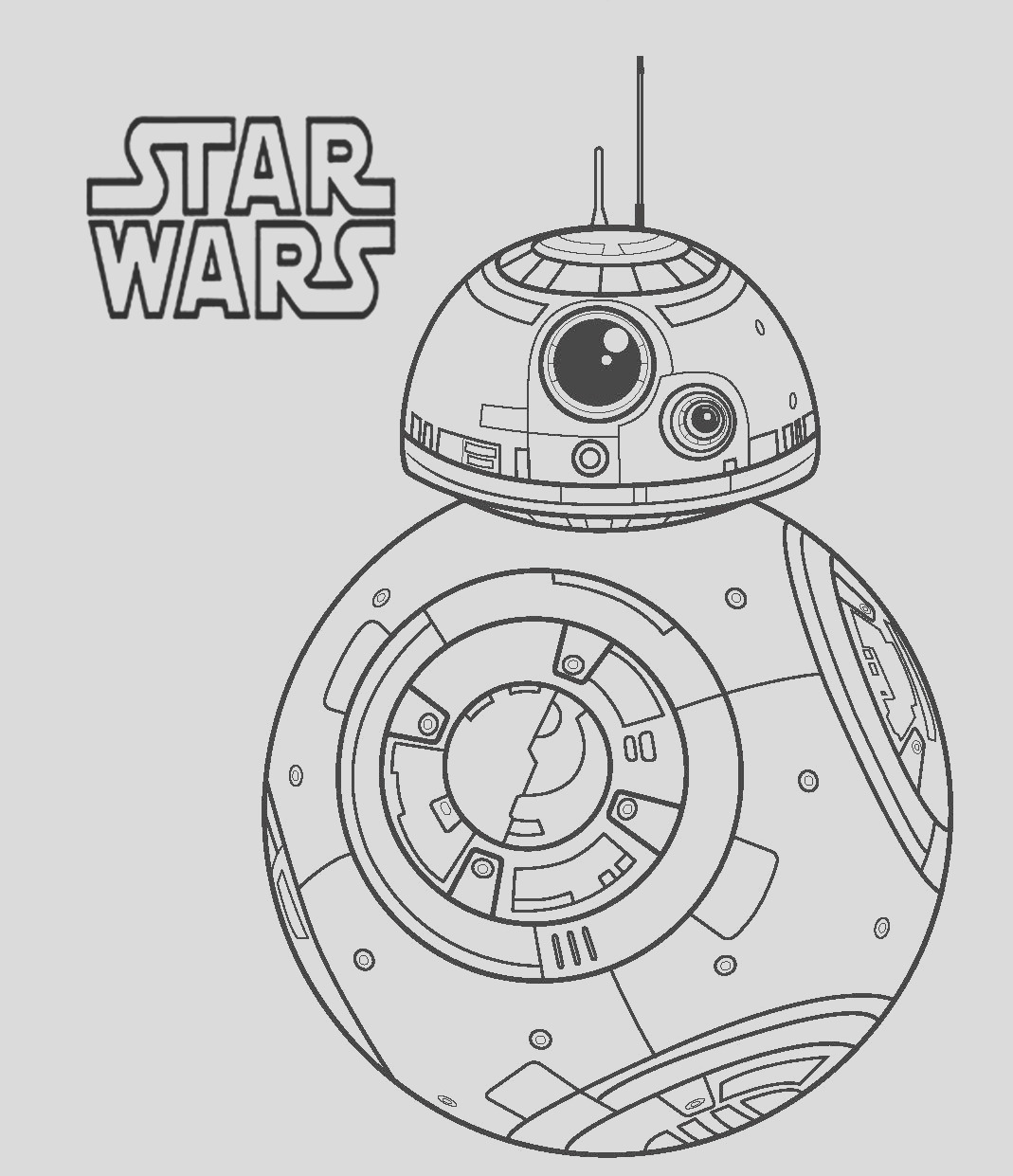 stars war coloring pages online free