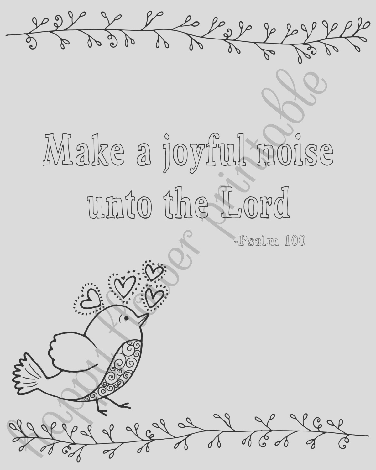 5 bible verse coloring pages set 1