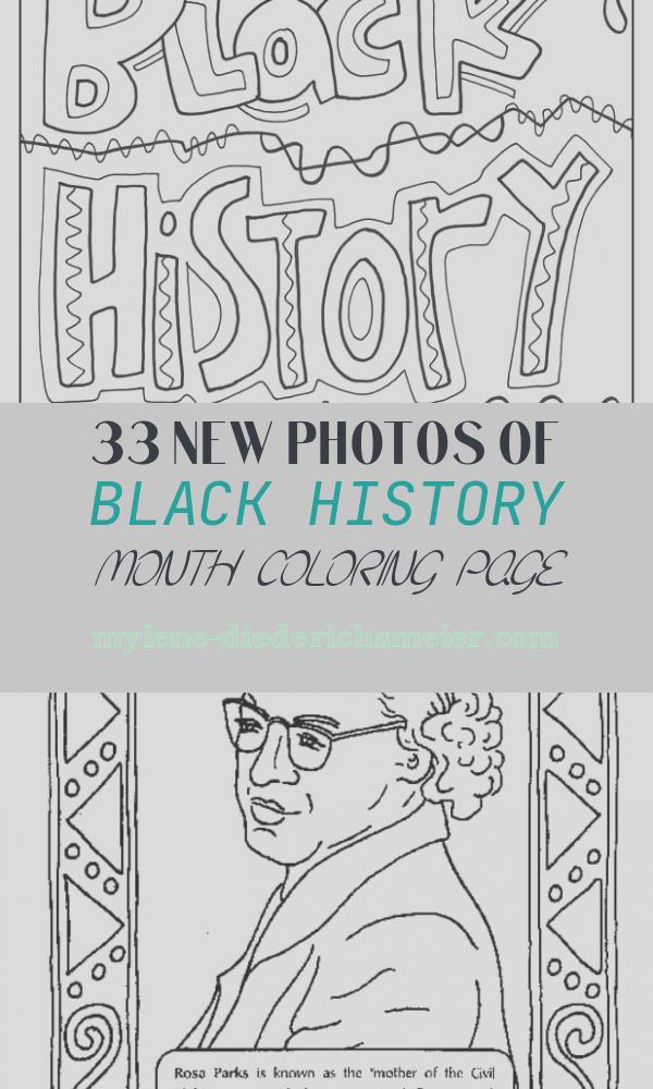 Black History Month Coloring Page Lovely Black History Month Printables Classroom Doodles