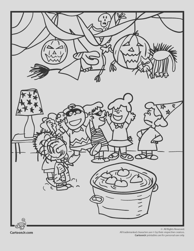 charlie brown great pumpkin party