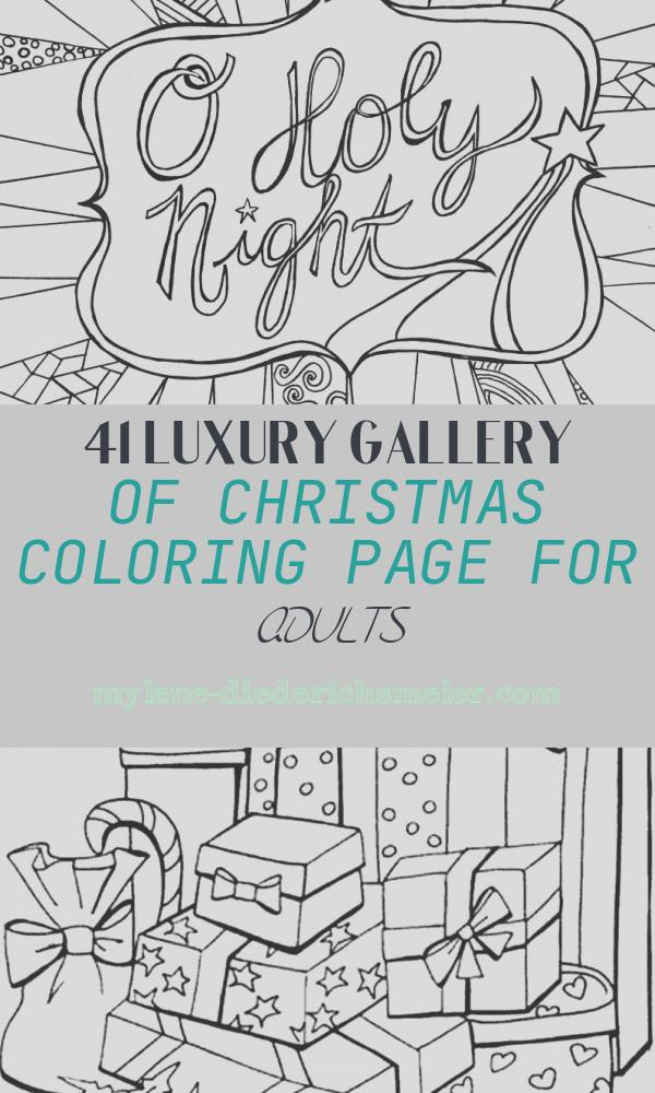 Christmas Coloring Page for Adults New Christmas Coloring Pages for Adults Best Coloring Pages