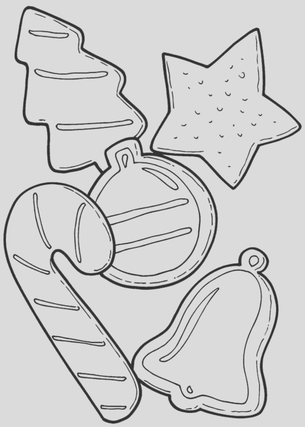 christmas candy canes coloring pages
