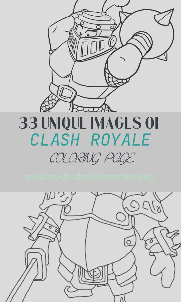 Clash Royale Coloring Page Inspirational Clash Royale Drawing at Getdrawings