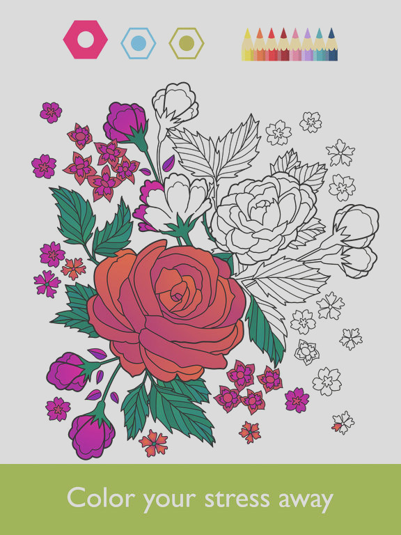 colorfy coloring book for adults free